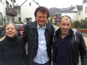 Freundliche Gasteber: Familie Brück vom Hotel Mosella.