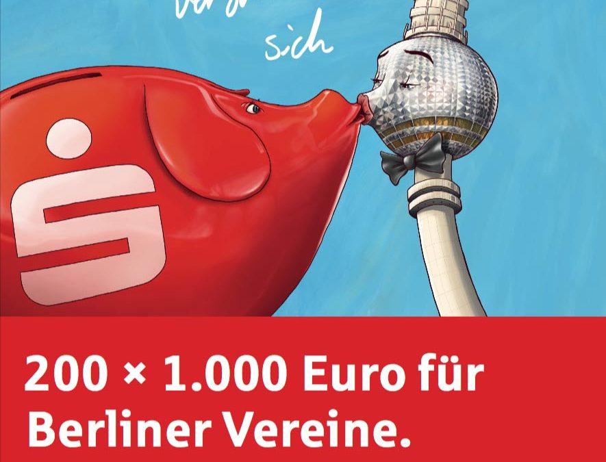 """Für den Verein: """"200 x 1000 Euro"""" – wir brauchen eure Stimme!"""