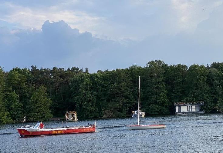 Ein Segelboot für die Friedrichshagener Lebensretter